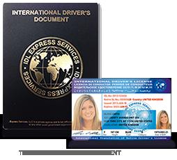 international driving license